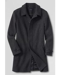 Classic Herringbone Wool Topcoat Emerald Gulf3x