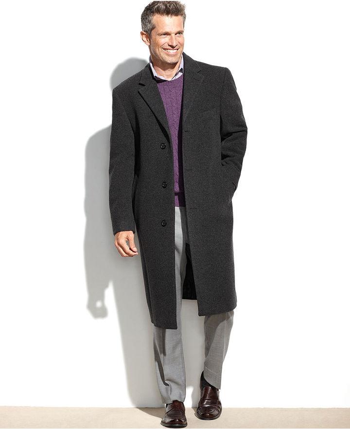 Ralph lauren mens overcoat