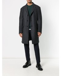Ermenegildo Zegna Longsleeved Jacket Coat