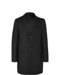 Folk Mlange Wool Blend Coat