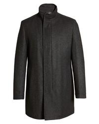 BOSS Nieven Wool Blend Topcoat