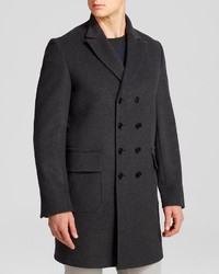 Paul Smith Ps Double Breasted Overcoat