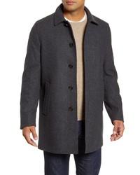 John W. Nordstrom Russell Wool Blend Coat