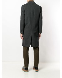 Officine Generale Single Breasted Buttoned Coat