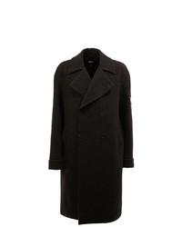Yang Li Single Breasted Coat Grey