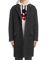 Isabel Marant Stancer Wool Blend Coat