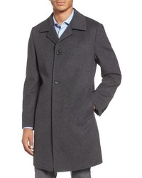 BOSS Task Wool Cashmere Top Coat