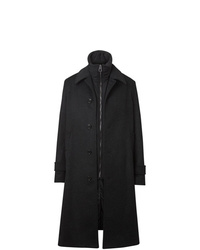 Burberry Wool Cashmere Car Coat With