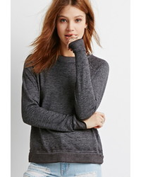 Forever 21 Contemporary French Terry Sweatshirt