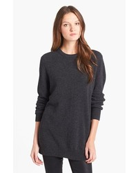Equipment Rei Cashmere Sweater Charcoal X Small