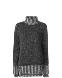 MM6 MAISON MARGIELA Oversized Knit Sweater