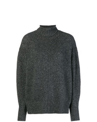 Isabel Marant Roll Neck Oversized Sweater