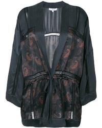 IRO Paisley Panel Kimono Jacket