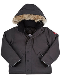 Canada Goose Logan Tech Fabric Youth Parka