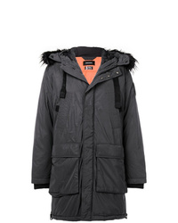 Diesel Padded Oversized Coat