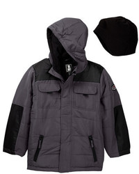 S Rothschild Hooded Parka With Hat