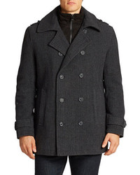 Andrew Marc New York Andrew Marc Hayes Pea Coat