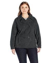 Columbia Plus Size Benton Springs Pea Coat Plus