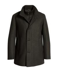 BOSS Coxtan9 Wool Blend Car Coat