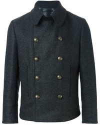 Dolce & Gabbana Short Double Breasted Coat