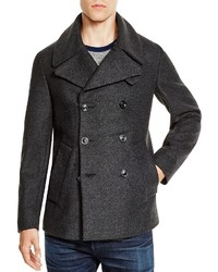 Marc by Marc Jacobs Nicholas Wool Peacoat