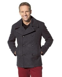 Merona Wool Blend Pea Coat Assorted Colors