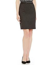 Antonio Melani Chase Marled Skirt