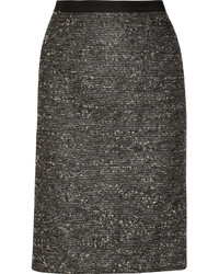 Oscar de la Renta For The Outnet Tweed Pencil Skirt