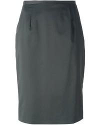 Jean Louis Scherrer Vintage Classic Pencil Skirt