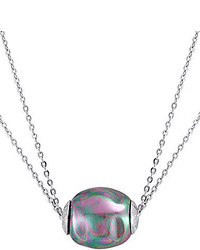 Majorica 14mm Baroque Pearl Pendant Necklace
