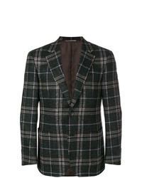 Canali Plaid Jacket