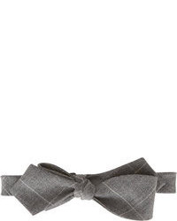 Todd Snyder Windowpane Plaid Bow Tie