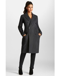 Mynt 1792 Double Breasted Plaid Coat
