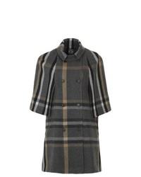 Vilagallo Classic Coat Grey