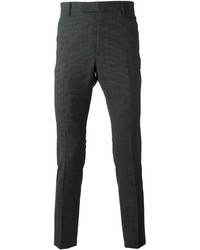 Lanvin Checked Trousers