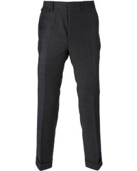 Mauro Grifoni Micro Check Print Trousers