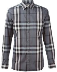 House check shirt medium 232439