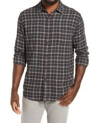 Rails Lennox Regular Fit Plaid Button Up Shirt