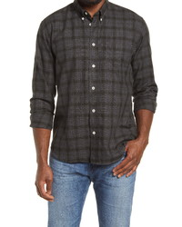 Billy Reid Standard Fit Plaid Shirt