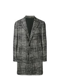 Tagliatore Checked Coat