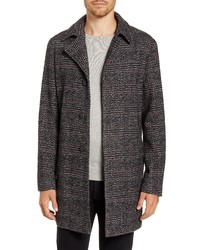 Rodd & Gunn Plaid Wool Blend Topcoat