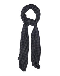 Marni Checked Wool Scarf