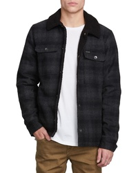 Volcom Keaton Jacket With Faux