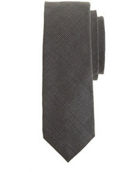English wool tie in glen plaid medium 25279