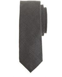 English wool tie in glen plaid medium 25279