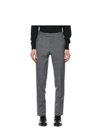 Tom Ford Beige Wool Houndstooth Oconnor Trousers