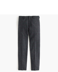 Ludlow suit pant in italian glen plaid wool medium 575639