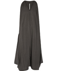 Rick Owens Layered Wool Playsuit