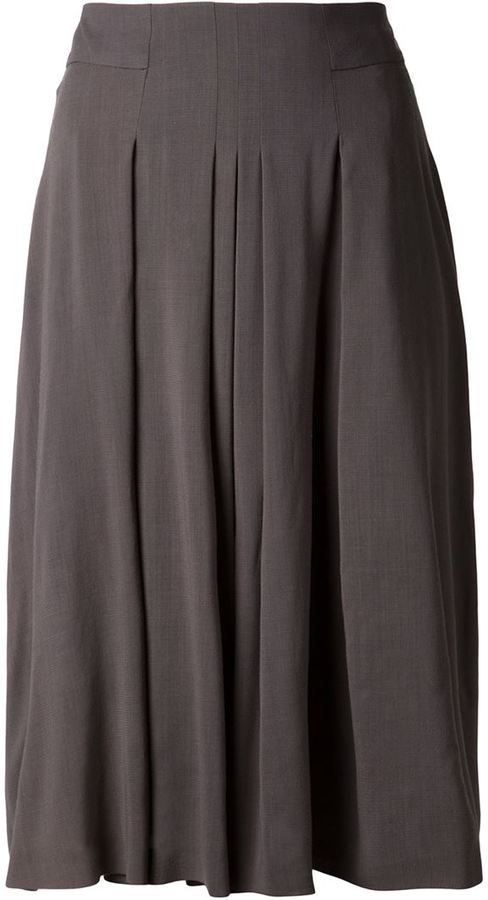 akris pleated skirt where to buy how to wear