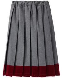 Comme des Garcons Comme Des Garons Shirt Girl Pleated Skirt